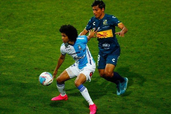 El venezolano Bello sufrió una fractura de muñeca en el empate sin goles entre Everton y el CDA.