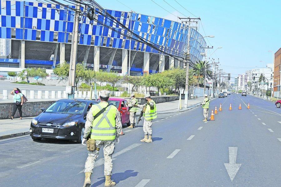 Minsal anunció que Antofagasta, Mejillones y Calama continuarán en cuarentena.