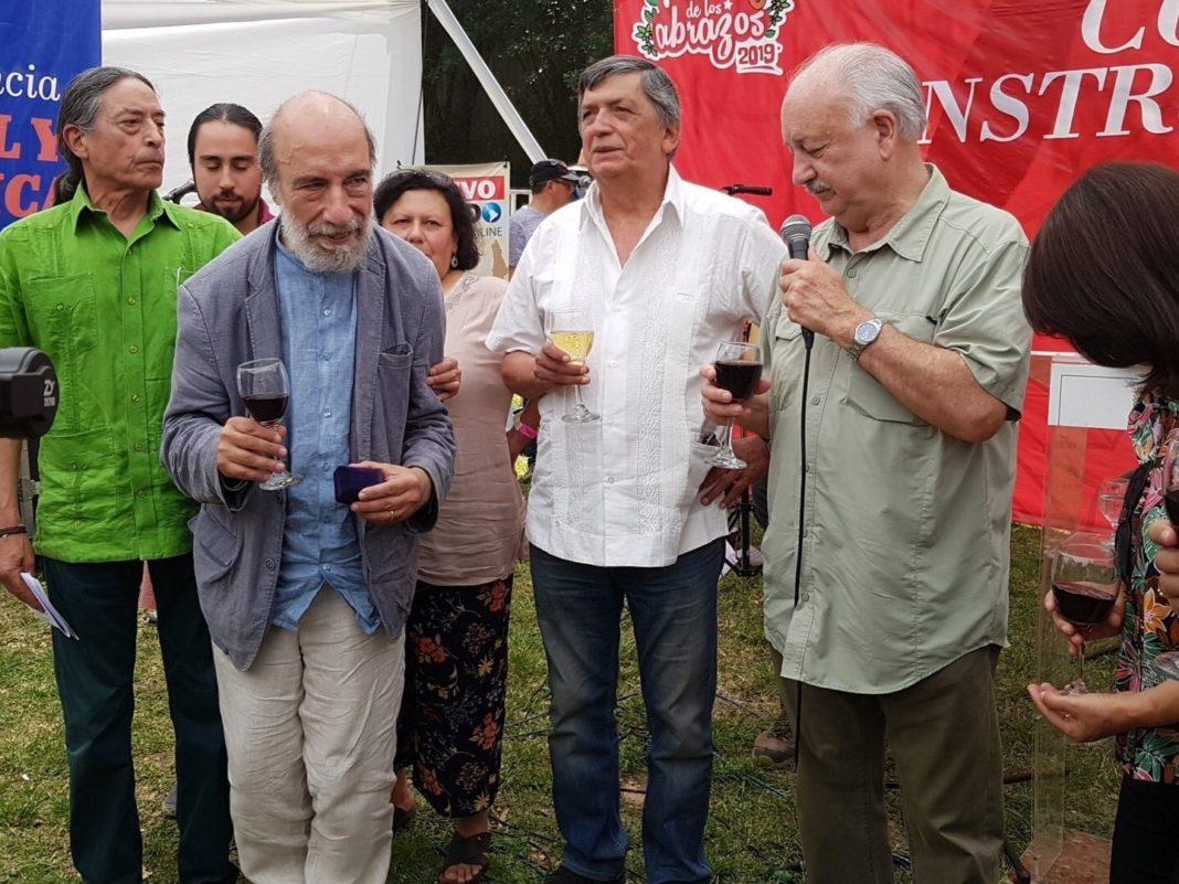 Gonzalo Rojas, Nicanor Parra y Raúl Zurita han sido reconocidos con el Premio Reina Sofía de Poesía Iberoamericana.